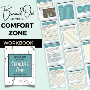 break out of your comfort zone workbook