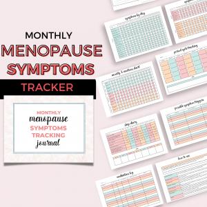 menopause symptoms tracking
